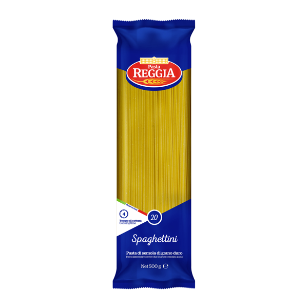 20.Spaghettini