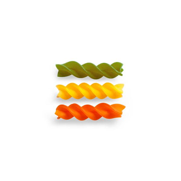 65.Fusilli tricolori