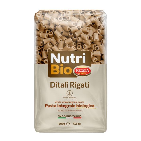NutriBIO Ditali Rigati